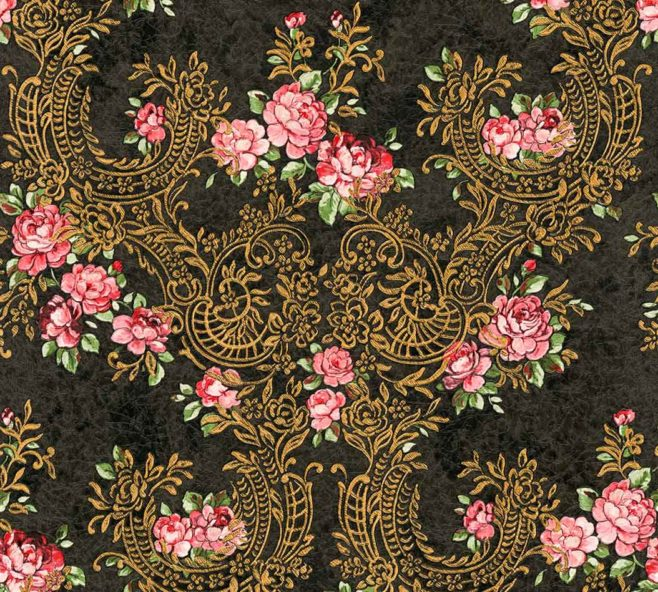 floristic kingdom, love blossom, IPHEPHA - Das perfekte Wandkleid, Tapeten Online-Shop
