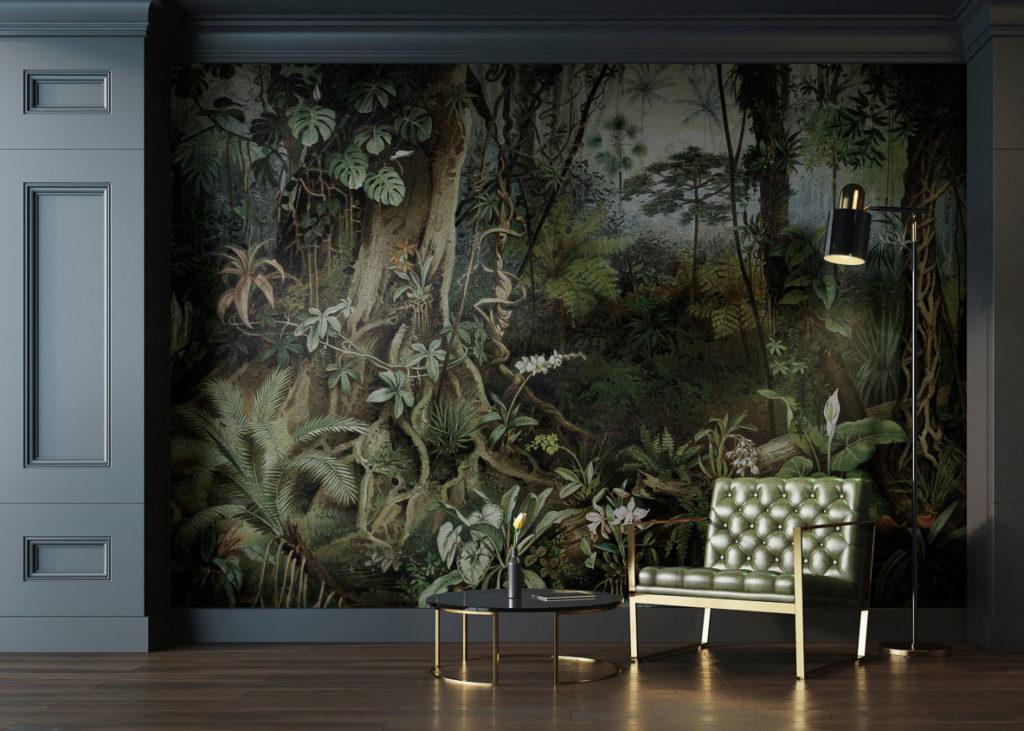 jungle II, tropical desire, IPHEPHA - Das perfekte Wandkleid, Tapeten Online-Shop